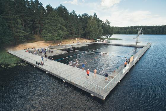 Zarasaiša ezera pludmale 7